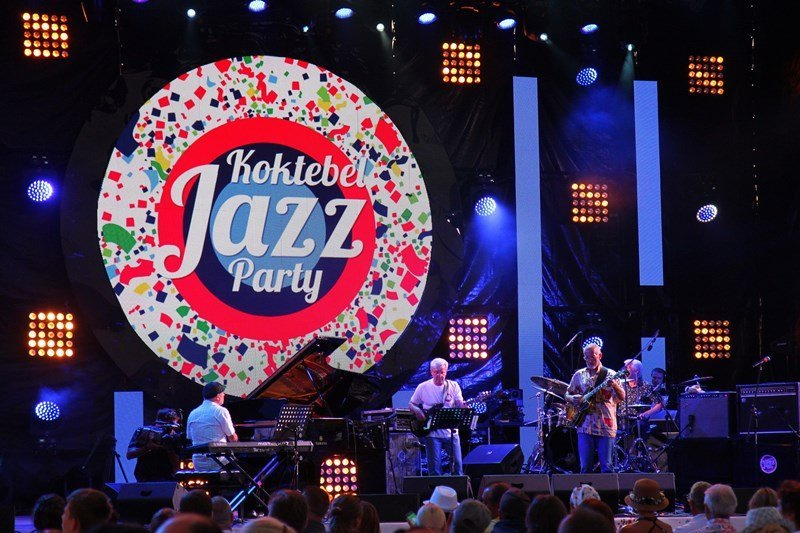 сцена Koktebel Jazz Party